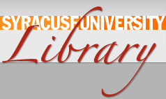 Syracuse-University-Library-Logo